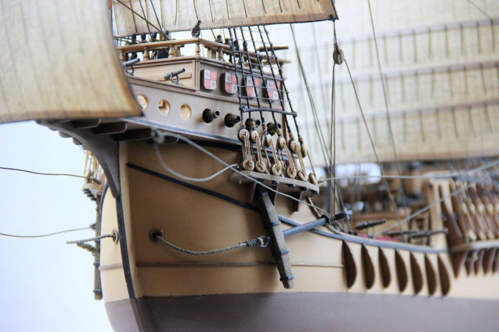 Okręt flagowy Magellana - Trinidad