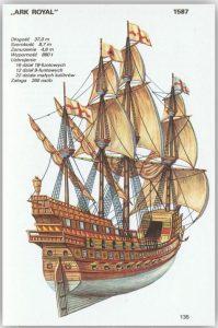 galeon-wojenny-xvi-wiek