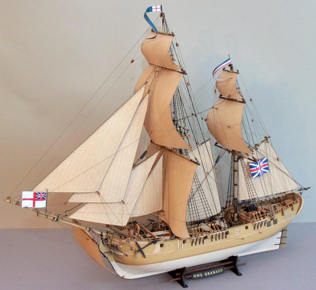 HMS Granado