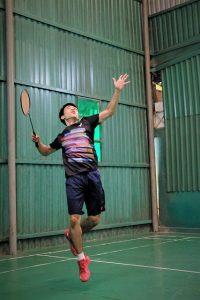 Buty do badmintona