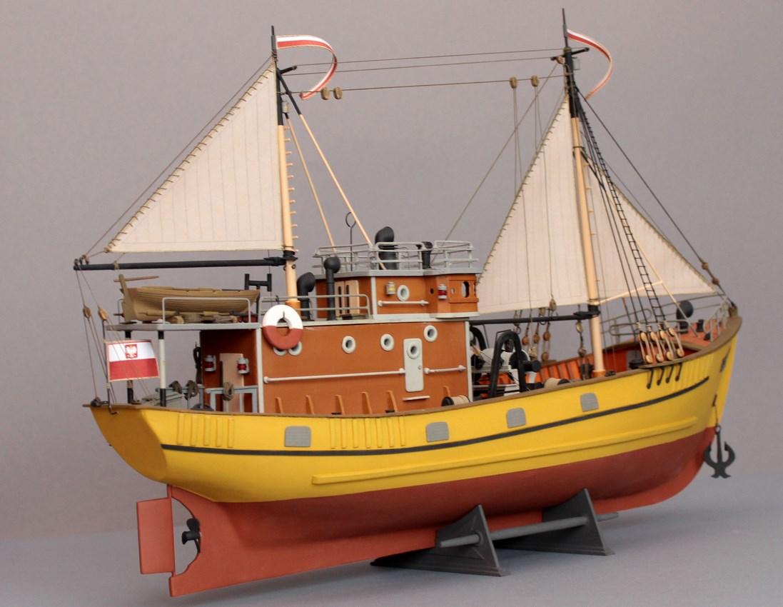 Kuter rybacki Gdynia