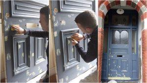Trim-Decorating-front-door-spot-filling