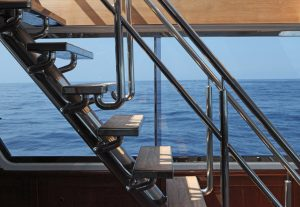Yacht-Stairs