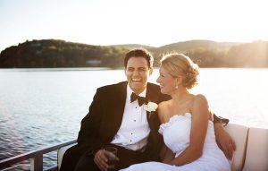 Christin McEvoy and Rob DiPisa
