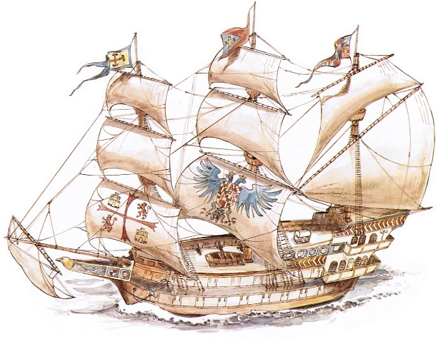 hiszpanski-galeon